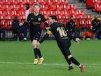 Result: Messi, Griezmann score twice as Barcelona thrash 10-man Granada