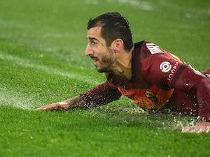 Henrikh Mkhitaryan set for new Roma deal?