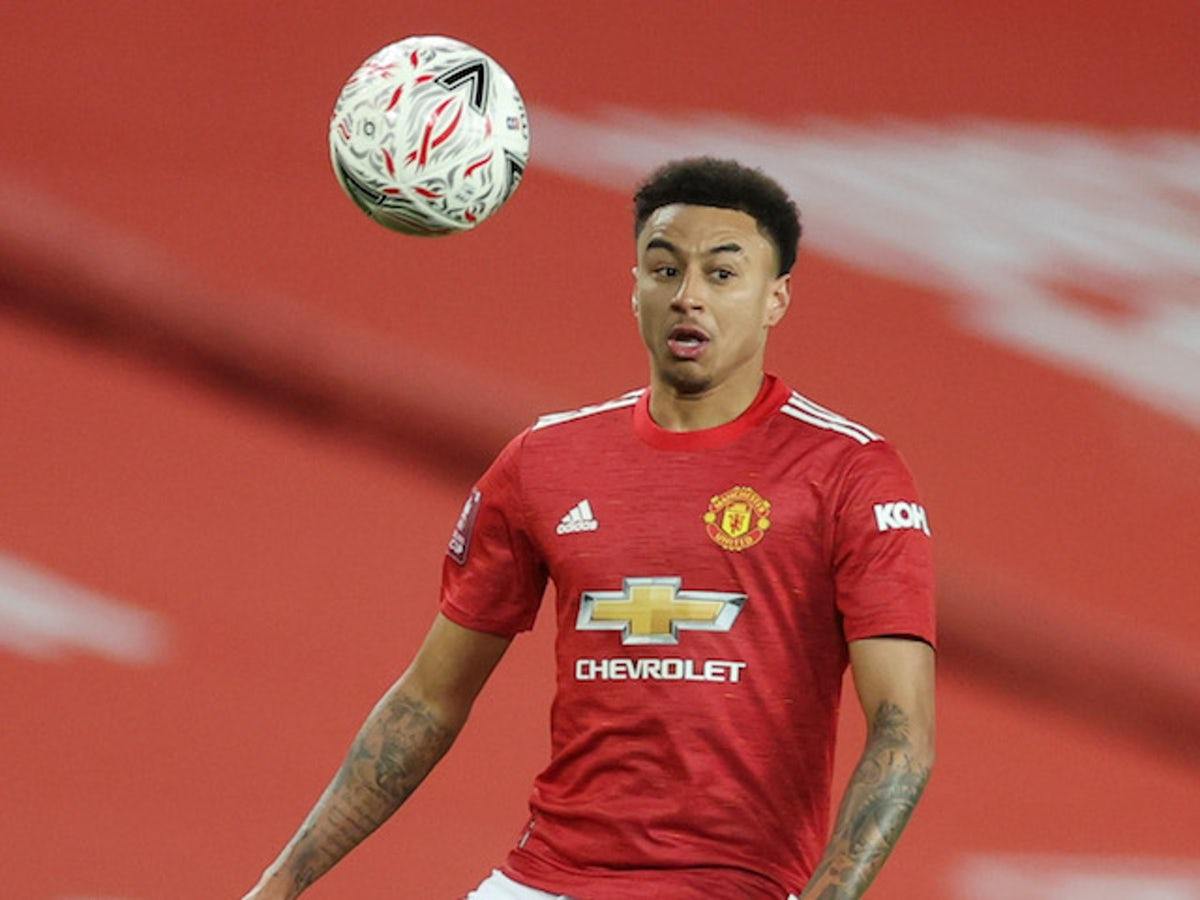 Inter Milan 'want to sign Jesse Lingard on loan' - Sports Mole