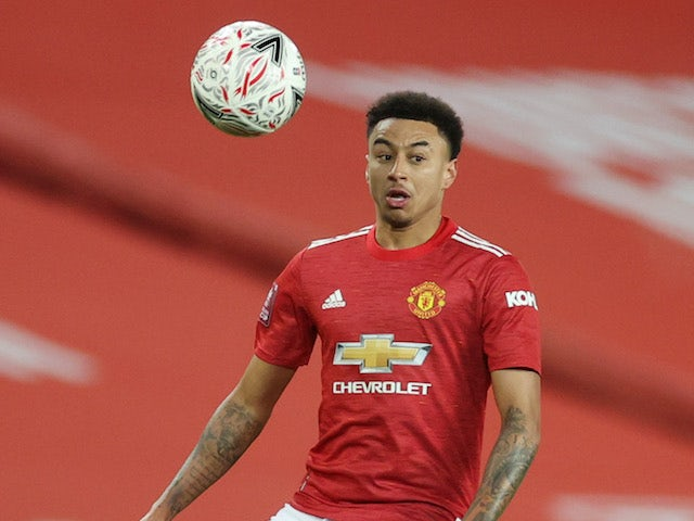 Tottenham 'want to sign Jesse Lingard on loan'