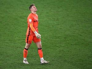 "Stoke's Joe Bursik hopes to continue ""roller-coaster"" rise against Leicester"