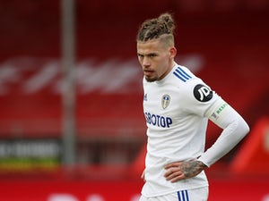 Team News: Leeds to be without Kalvin Phillips against Brighton