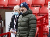 Tranmere Rovers manager Keith Hill pictured on January 10, 2021