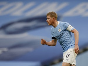 Team News: Manchester City without Kevin De Bruyne for West Brom trip