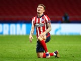 Atletico Madrid defender Kieran Trippier pictured in December 2020