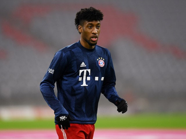 Man United 'offering to double Coman wages'