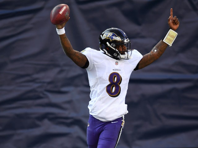 Result: Lamar Jackson stars as Ravens overcome Tennessee