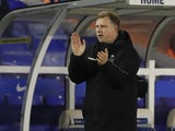 Coventry City manager Mark Robins pictured in November 2020