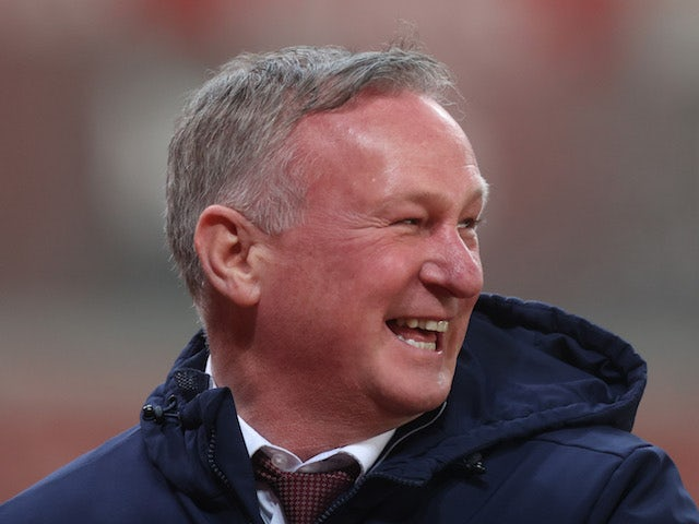 Michael O'Neill admits Stoke 'did not cause Preston enough problems'