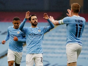 Bernardo Silva nets brace as Man City beat Birmingham in FA Cup