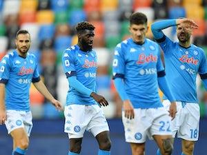 Preview: Hellas Verona vs. Napoli - prediction, team news, lineups
