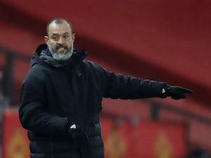 Nuno Espirito Santo: 'West Brom cannot be underestimated'