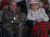 The Queen and Prince Philip pictured together in September 2017