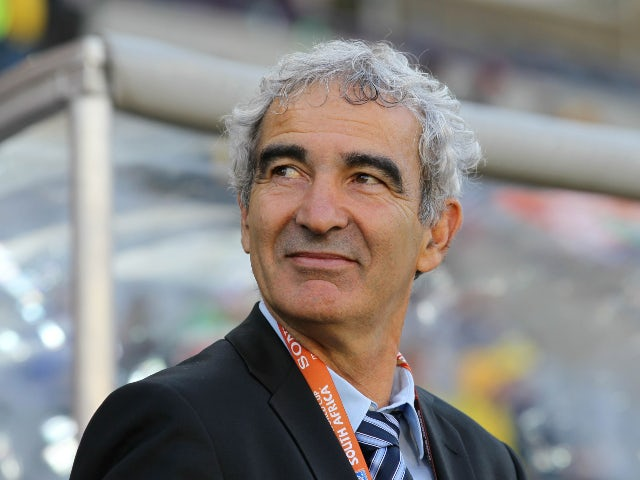 Raymond Domenech, now in charge of Nantes, pictured in 2010