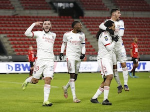 Sunday's Ligue 1 predictions including Lyon vs. Metz