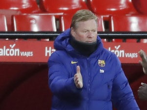 "Koeman hits out at ""disparaging"" Klopp remarks"