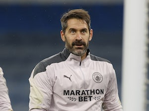 Pep Guardiola backs Scott Carson ahead of Manchester City's trip to Leicester
