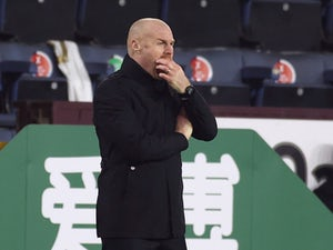 Sean Dyche: 'We must improve in the final third'