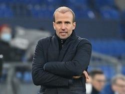 Hoffenheim coach Sebastian Hoeness pictured on January 9, 2021