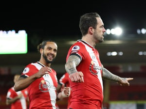 Ings set to miss Southampton's clash with Leicester