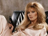 Tanya Roberts in her James Bond pomp
