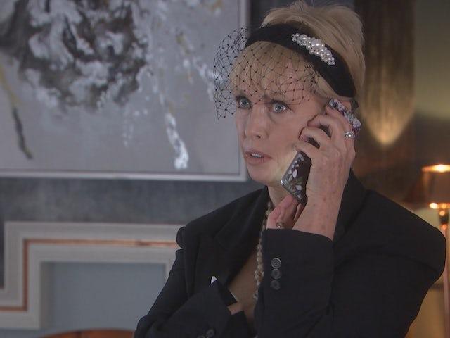 Marnie on Hollyoaks on January 14, 2021