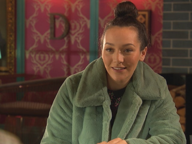 Cleo on Hollyoaks on January 19, 2021