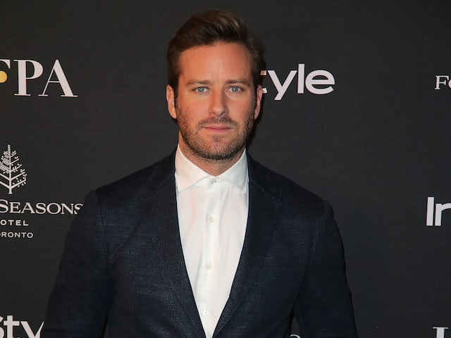 Armie Hammer at centre of bizarre cannibalism allegations