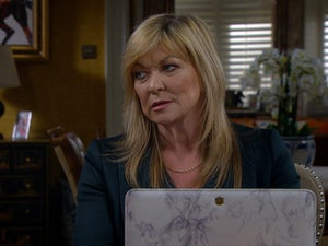 Emmerdale's Claire King admits struggles with soap's workload