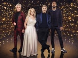 The judges of Dancing On Ice series 13