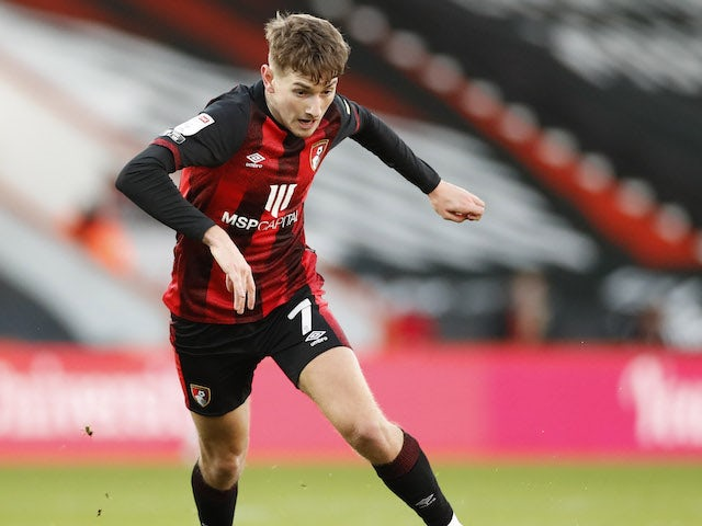 Bournemouth's David Brooks diagnosed with stage two Hodgkin Lymphoma