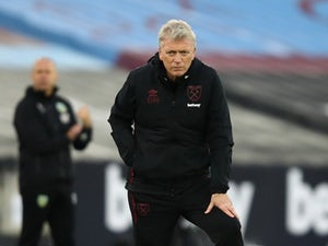 David Moyes provides update on striker search