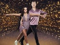 Faye Brookes and Hamish Gaman for Dancing On Ice series 13
