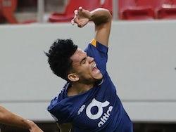 Felipe Anderson in action for Porto in December 2020