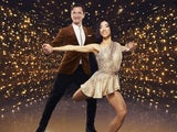 Graham Bell and Yebin Mok for Dancing On Ice series 13