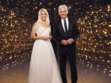 Holly Willoughby and Phillip Schofield for Dancing On Ice series 13