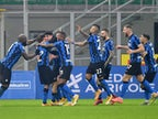 Preview: Inter Milan vs. AC Milan - prediction, team news, lineups