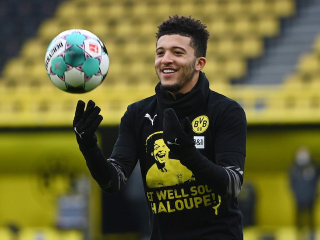 Man United 'one of four clubs interested in Sancho deal'
