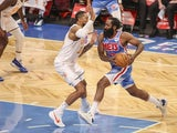 Brooklyn Nets guard James Harden in action against the Orlando Magic on January 16, 2021
