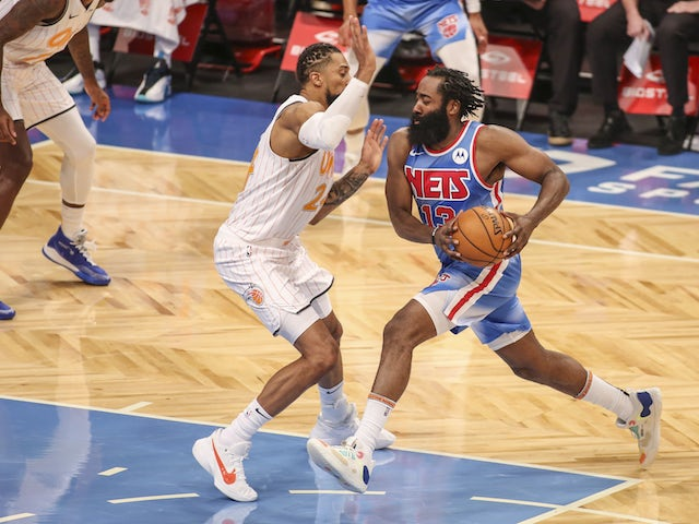 NBA roundup: Harden stars as Brooklyn Nets overcome Orlando Magic
