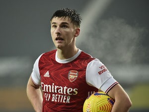 Arsenal 'handed major Kieran Tierney injury boost'
