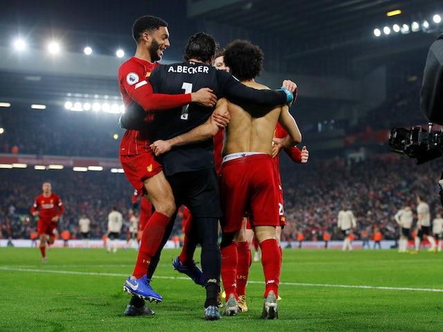 Preview Liverpool Vs Manchester United Prediction