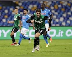 Sassuolo 'will not accept Man City bid for Locatelli'