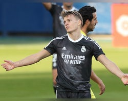 Arsenal 'reach agreement with Real Madrid over Odegaard loan'