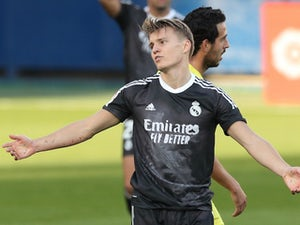 Real Madrid 'will not consider permanent Odegaard sale'