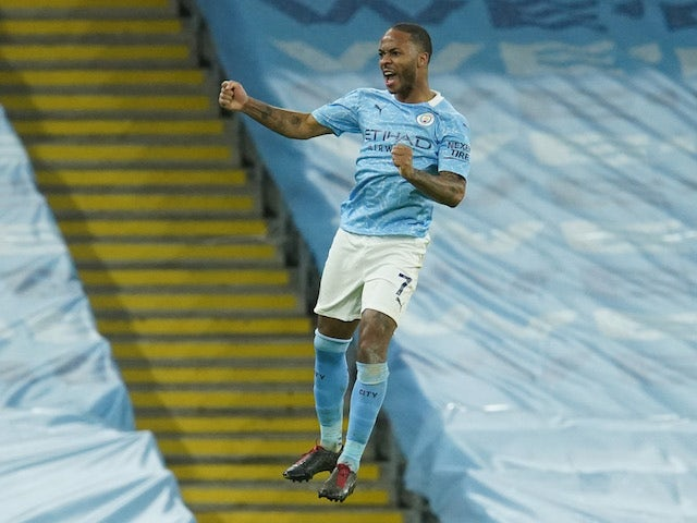Real Madrid 'keeping tabs on Raheem Sterling'