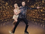 Sonny Jay and Angela Egan for Dancing On Ice series 13