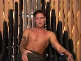 Stephen Bear on Celebrity Big Brother