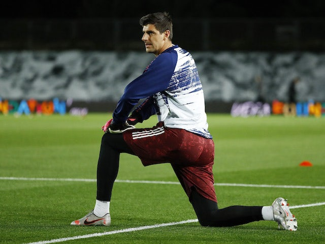 Courtois hits out at La Liga for giving Real Madrid game go-ahead