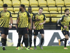 Tom Cleverley scores bizarre goal as Watford ease past Huddersfield